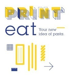 Barilla's 3D Printed Pasta Contest - 3D Printing Industry | Cafsphere | Scoop.it
