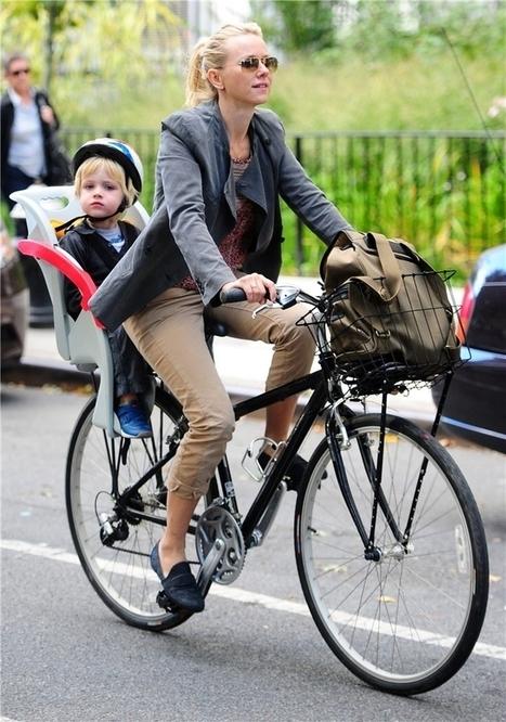 Los beneficios de montar en bicicleta (y no sólo para ser 'cool') - Mujerhoy.com | Bici & ciudad | Scoop.it