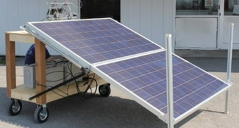 3ders.org - US researchers develop two open-source portable solar-powered 3D printers for off-grid communities | 3D Printer News & 3D Printing News | Heron | Scoop.it