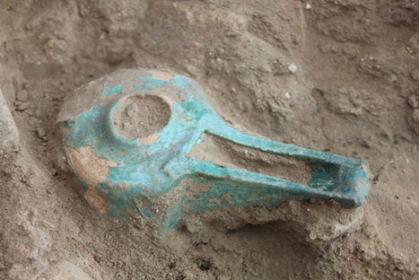 Treasure Hunting in Turkmenistan | Anthropology, Archaeology, and History | Scoop.it