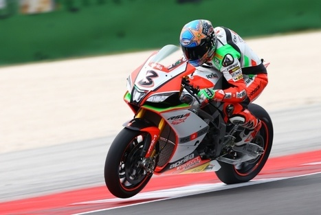 Biaggi pips Giugliano to end Friday fastest | Motorcycle World | Scoop.it