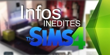 Les Sims 4 - Informations inédites ! - Direct Sims | Direct Sims vu par Yayo | Scoop.it