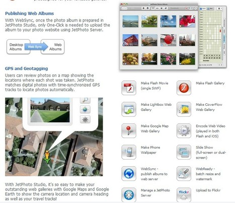 "JetPhoto software - organizing and geotagging photos, creating flash galleries, publishing web albums | ""Cameras, Camcorders, Pictures, HDR, Gadgets, Films, Movies, Landscapes"" 