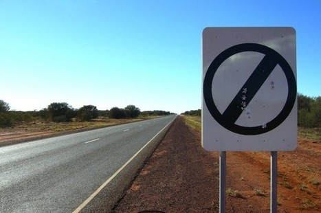 Northern Territory returns open speed limits in road safety trial | Cars and Road Safety | Scoop.it
