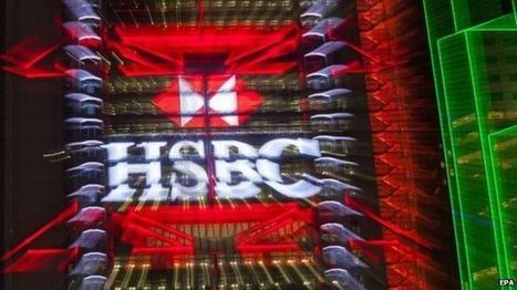 Will HSBC really quit the UK? - BBC News   Bailey's Business A2 BUSS4   Scoop.it
