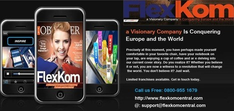 Flexkom Central Franchise Home's Front Page on RebelMouse | Sucessfull business looking for leaders... | Scoop.it