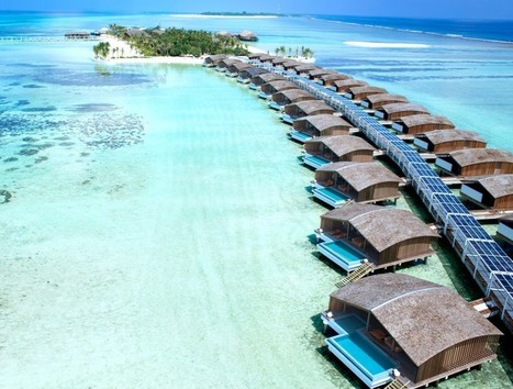 The world's first 100% solar-powered five-star resort. | Business as an Agent of World Benefit | Scoop.it