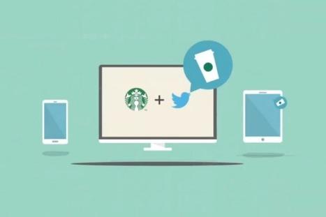 Tweet a Coffee with Starbucks | Integrating Marketing Communications | Scoop.it
