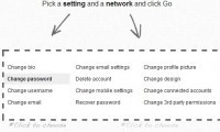 How to manage all your Social Network account settings with Blisscontrol | www.deohill.com | Scoop.it