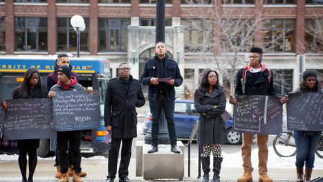 Colorblind Notion Aside, Colleges Grapple With Racial Tension | Upsetment | Scoop.it