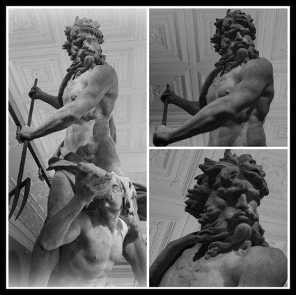 "►Greek Mythology: ""Poseidon, The God of Sea"".- 