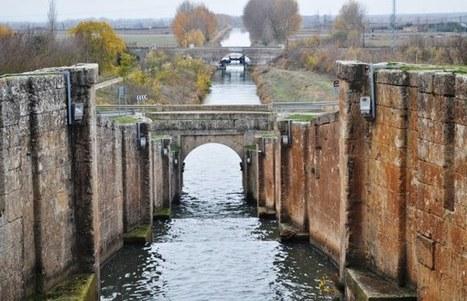 Canal de Castilla, una impresionante ruta de agua que atraviesa la meseta | Mexicanos en Castilla y Leon | Scoop.it