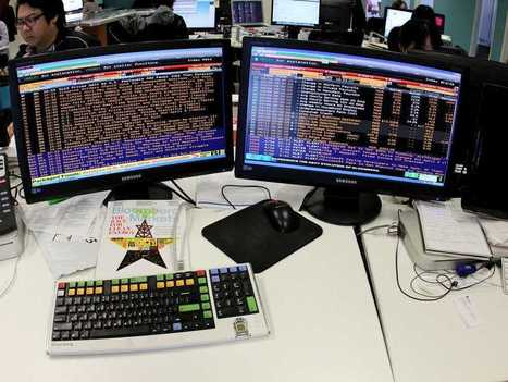 Bloomberg News Pays Reporters More If Their Stories Move Markets | New Journalism | Scoop.it