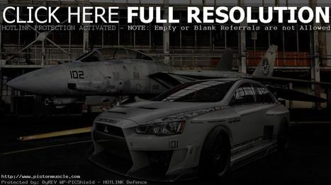 2014 The Best Modification Mitsubishi Lancer Evolution X - Cool Wallpapers | Mitsubishi | Scoop.it