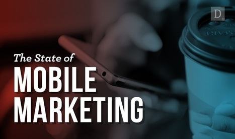 The State Of Mobile Marketing 2015 - #infographic | digital marketing strategy | Scoop.it