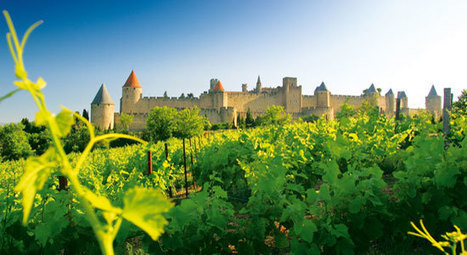 The French Fairytale City of Carcassonne | Aude Cathar Country | Scoop.it
