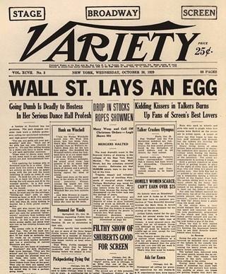 Primary Source #1: Stock Market Crash of 1929, America in the 1920s, Primary Sources for Teachers, America in Class, National Humanities Center | Stock Market Crash of 1929 (AV) | Scoop.it