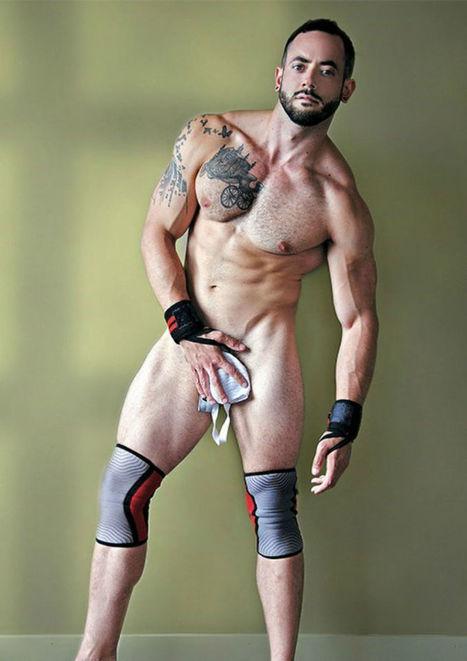 Mr. Gay Canada: Derek Bedry Shirtless by Robert Wallace - Shirtless Hunk Photos | FlexingLads | Scoop.it