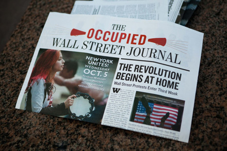 On Copyright and Occupying the Wall Street Journal | The Revolution Will Be Scooped | Scoop.it