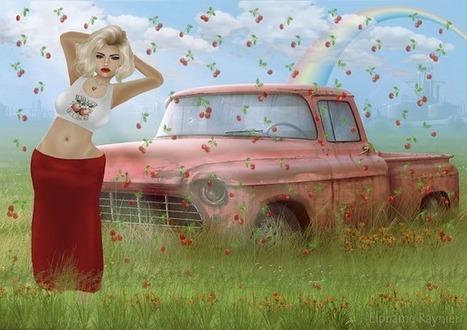 Shake N'Pop: Cherry Bomb | Did I Say SL Blog? | Scoop.it