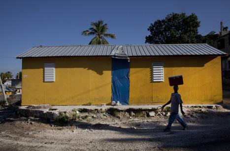 Séisme en Haïti : regards sur deux ans d'actions de la Croix-Rouge française | Webdocumentaires & marques | Scoop.it