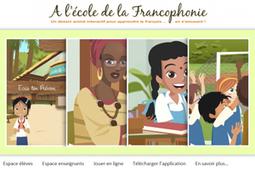 A l'école de la francophonie, locuteurs du français | | Sujet pour maman | Scoop.it