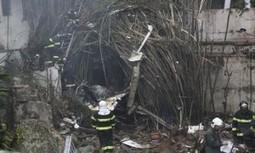 Nhân chứng máy bay rơi ở Brazil: 'Tiếng nổ lớn chưa từng có' | Thu mua phế liệu giá cao - 0934 00 5859 | Scoop.it