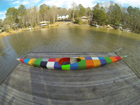 World's First 3D Printed Kayak - Grass Roots Engineering | Mechanical Engineering | Scoop.it