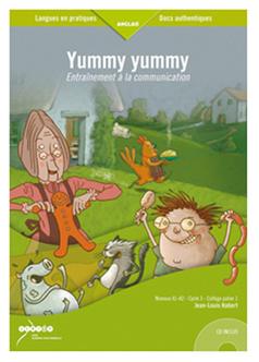 Yummy Yummy (livre du professeur, CD et «flash cards»)     Moisson sur la toile: sélection à partager!   Scoop.it