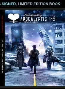 Comic Review: Romantically Apocalyptic 1-3 by Vitaly S. Alexius, is making the Armageddon lookgood! | Comic Book Reviews | Scoop.it