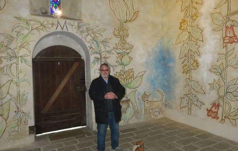 Les fresques de Cocteau s'effacent des murs de la chapelle de Milly | Patrimoine culturel - Revue du web | Scoop.it