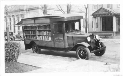 Vintage Libraries | Librarysoul | Scoop.it