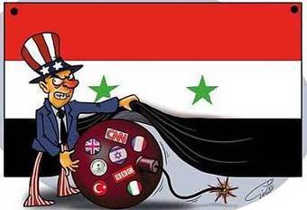 How the western #media promotes #war in #Syria through dangerous manipulation of the facts | Unthinking respect for authority is the greatest enemy of truth. | Scoop.it