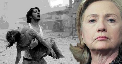 #Clinton Email: We Must Destroy #Syria For #Israel #history #America business supported #Hitler now #apartheid | USA the second nazi empire | Scoop.it
