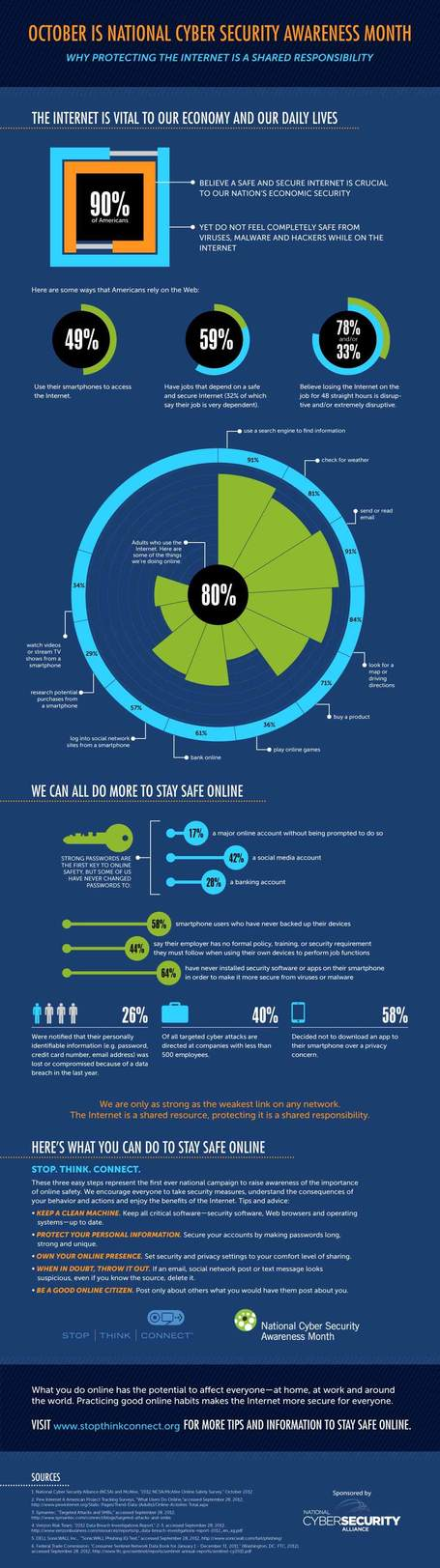 Protecting the Internet Infographic | StaySafeOnline.org | Wiki_Universe | Scoop.it