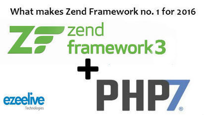 Zend Framework 3 - What makes Zend Framework no. 1 for 2016 | Php Development Company India | Scoop.it
