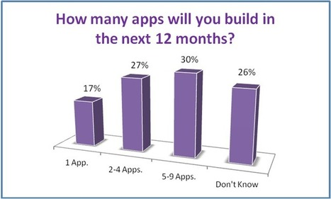 2013: The Year Multiple Enterprise Mobile Apps Have Become the Norm | I can explain it to you, but I can't understand it for you. | Scoop.it