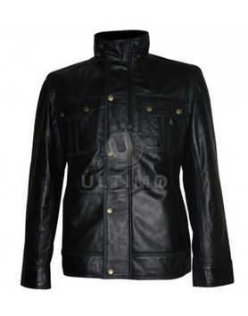 Welcome to The Punch James McAvoy Leather Jacket | Celebrities Leather Jackets | Scoop.it