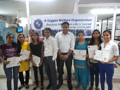 Certificate distribution for Computer vocational training courses for youth  at A Giggles Welfare Organisation society (NGO) | AGWO | Scoop.it