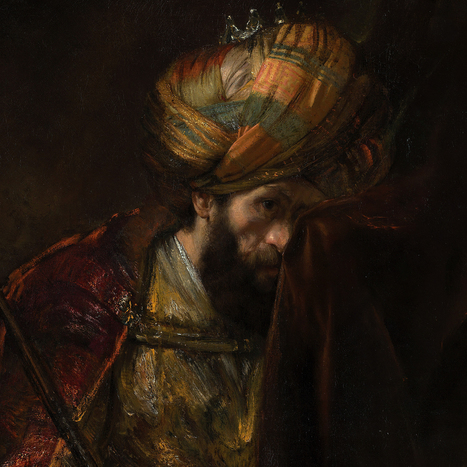 Rembrandt | Saul and David, 1655-1660 | Art in Detail | Fiesta, Private Party in Paris with Loft Connexion by Samuel Johde | Scoop.it