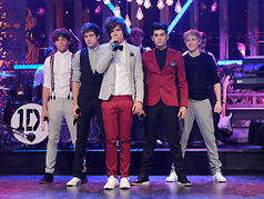 One Direction Call Love From Katy Perry, Taylor Swift 'Really Exciting' - Music, Celebrity, Artist News | MTV | 1D - One Direction | Scoop.it