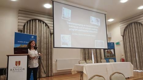 GREIP at Bangor's International Conference on Bilingualism in Education | GREIP Grup de Recerca en Ensenyament i Interacció Plurilingües | Scoop.it