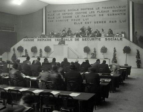 Née pour garantir les Français contre les aléas de la vie, la Sécurité sociale a 70 ans - Libération   ressources histoire géo   Scoop.it