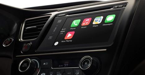 Apple Announces CarPlay Infotainment System | Mobile. Digital. Tech. | Scoop.it