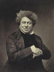 24 juillet 1802 naissance d'Alexandre Dumas | Racines de l'Art | Scoop.it