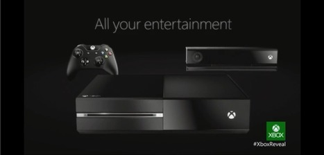Microsoft Finally Debuts XBOX One! | video games! | Scoop.it