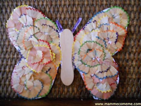 Mamme come me: La farfalla   Confronto sulla scuola   Scoop.it