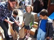 Quand les associations facilitent la rentrée scolaire des familles : Génération en action | Génération en action | Scoop.it