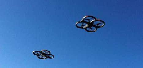 Infamous Hacker Creates SkyJack To Hunt, Hack, And Control Other Drones   Technology   Scoop.it
