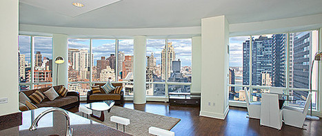 Magnificent New Midtown East Property at The Alexander Hits The Market | 120 Café | Apartments NYC | Scoop.it